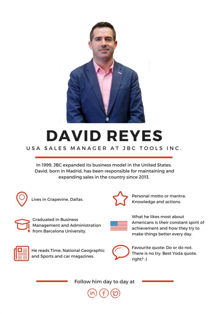 JBC sales manager