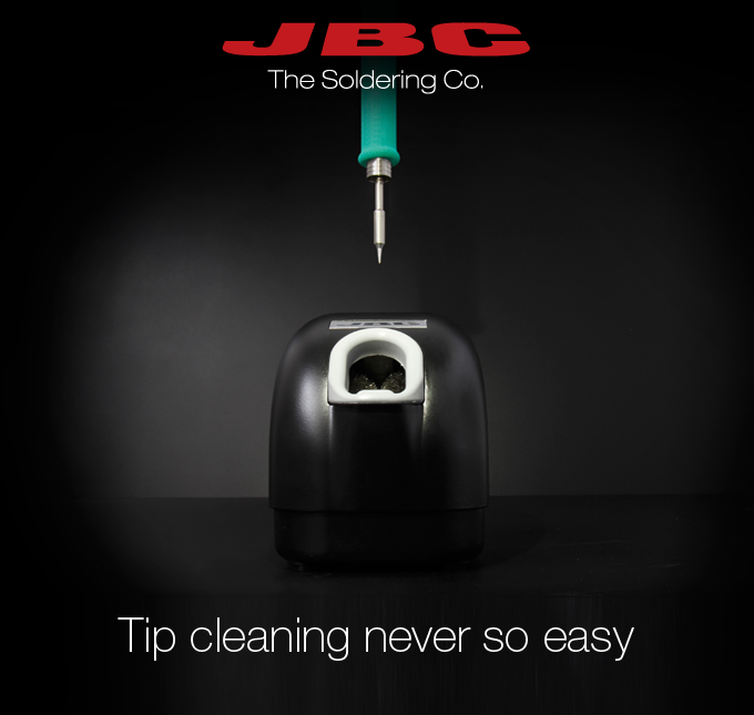 JBC Junior Tip Cleaner - cleaning tips