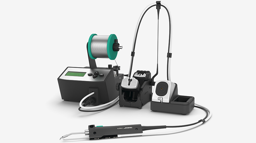 AL - Auto-Feed Soldering Station
