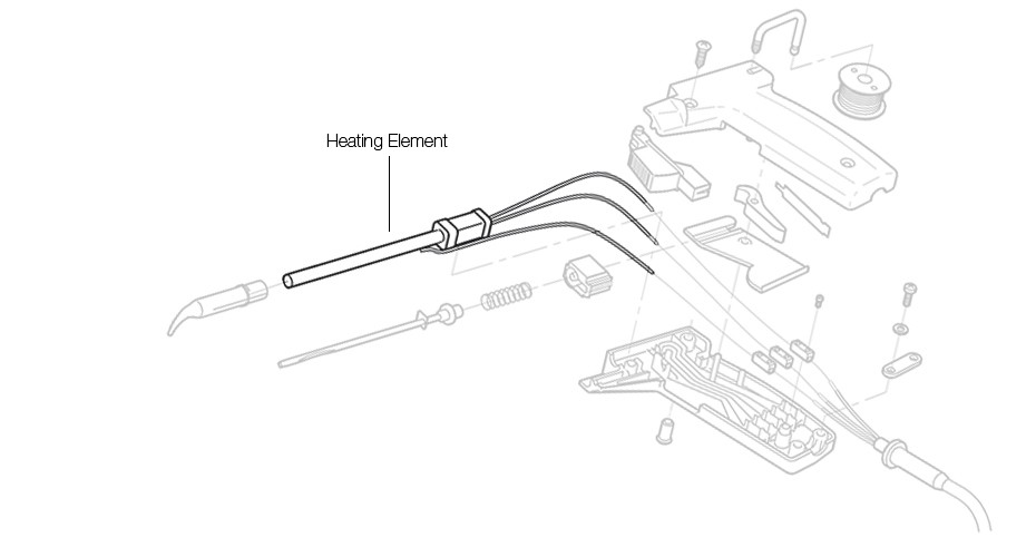 0552851 - Heating element for 55N