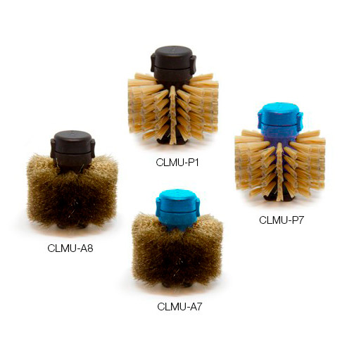 CLMU-P7 - Blue Core Non-Metal Brush