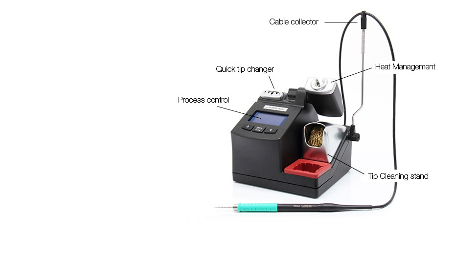 CD-9SC - Precision Soldering station