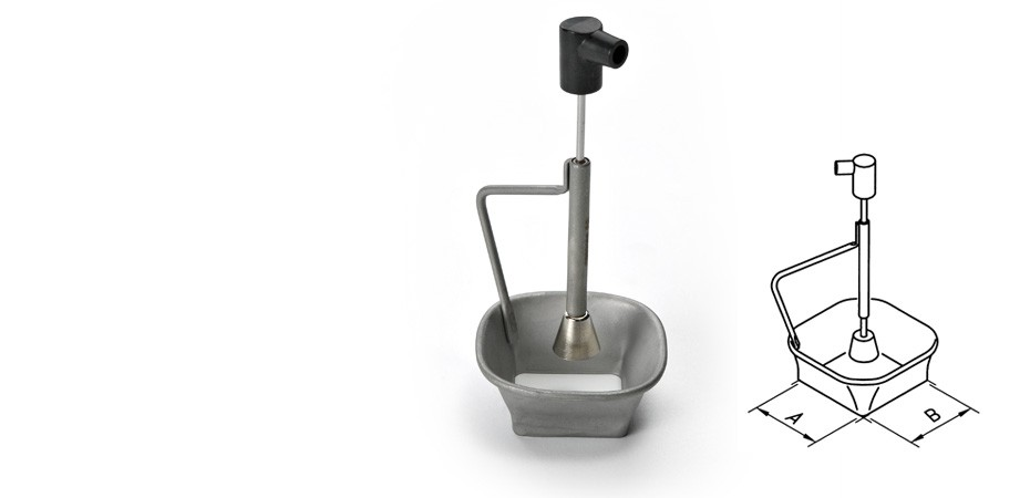 E2124 - Extractor 45 x 45 mm