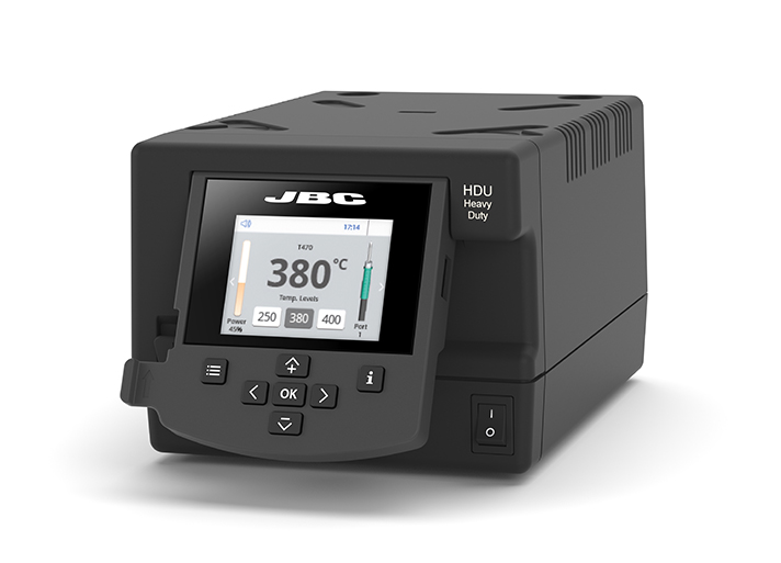 HDU - Heavy Duty Control Unit