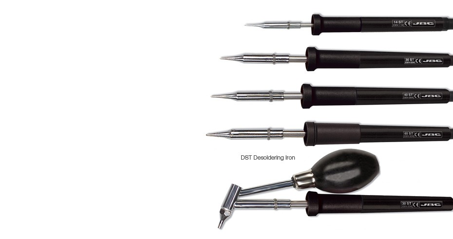 PENCIL LINE - Soldering and Desoldering Irons