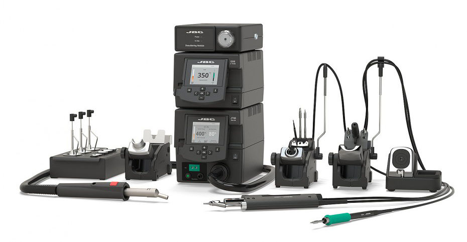 RMVE - Complete Rework station with Pneumatic Pump