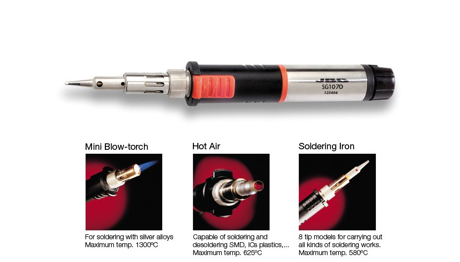 SG1070 - Gas Soldering Iron
