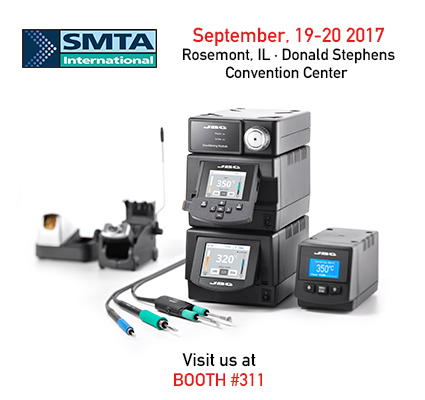 JBC to participate at SMTA International