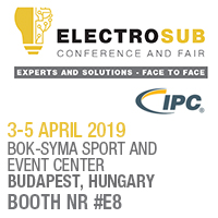 JBC is sponsoring IPC Hand Soldering Competition at ElectroSub - Budapest, Hungary