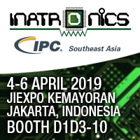 JBC as Premier Sponsor IPC Hand Soldering Competition at INATRONICS - Jakarta, Indonesia