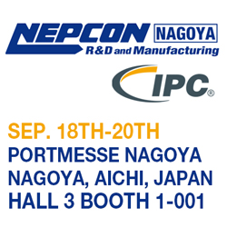 JBC Sponsors the IPC Hand Soldering Competition at NEPCON Nagoya 2019