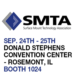 JBC exhibits at the SMTA International – Rosemont
