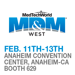 JBC exhibits at the MD&M West 2020
