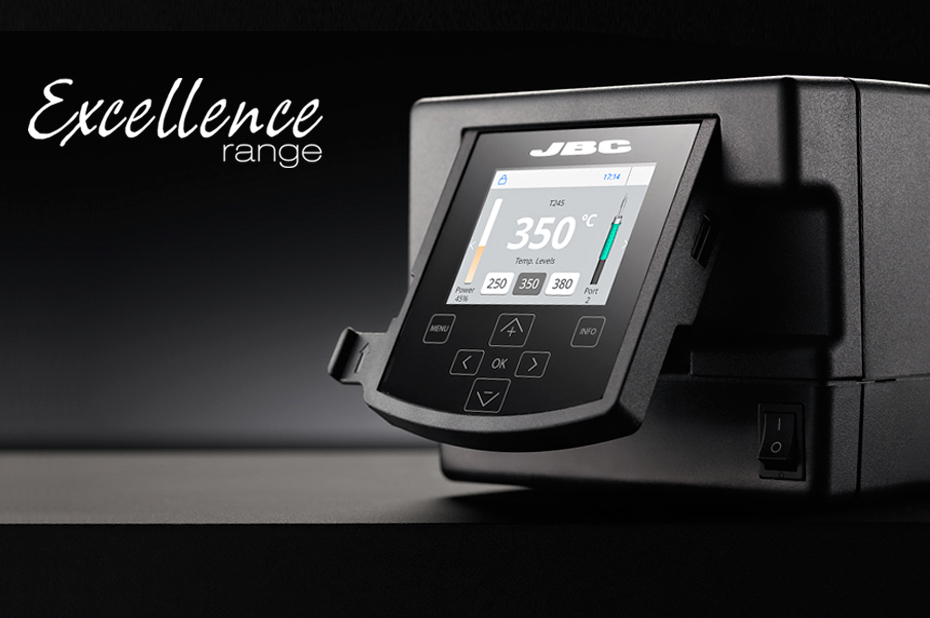 JBC - New Excellence Range
