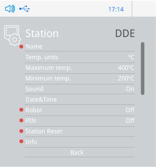 JBC - Station Customizable