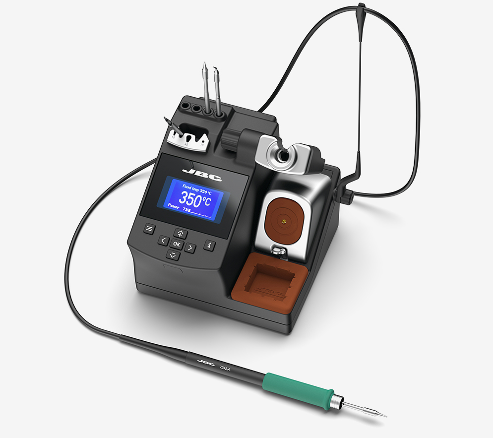 CD-2SQE - Precision Soldering Station