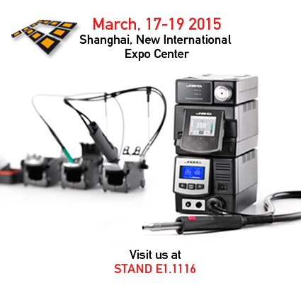 Stop by our stand in Productronica China and try out our exclusive technology