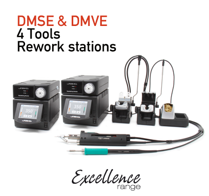 DMSE & DMVE stations: better performance and more functions