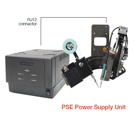 Guaranteed quality with the new PSE Power Supply Unit