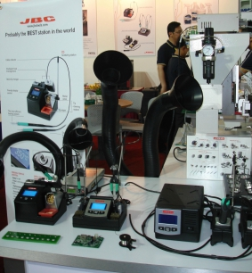 Nano station attracts the most attention in NEPCON Malaysia 2012