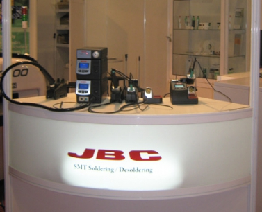 Great response to JBC products in Serbia