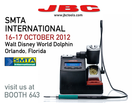 The best of JBC, in the SMTA International show