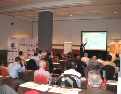 Great interest in IPC-Day Spain 2012
