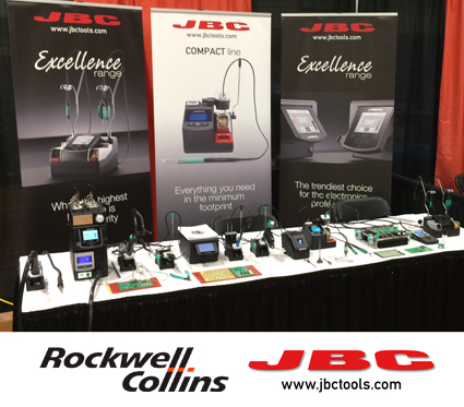 Rockwell Collins invites JBC to its own Annual event
