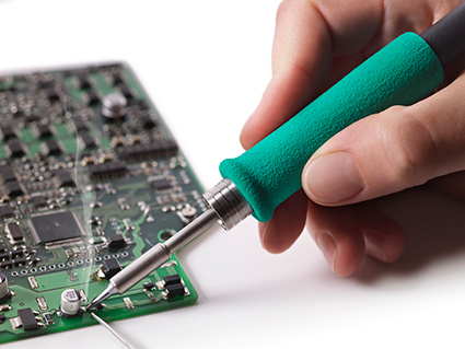 Reduce the heat sensation with the T245-C Soldering Iron Handle