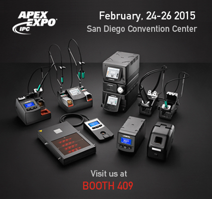 Visit us in the APEX EXPO and try out the new Excellence Range