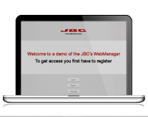 JBC`s Web Manager demo is now available!