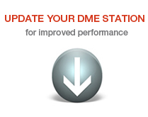 New software for DME stations